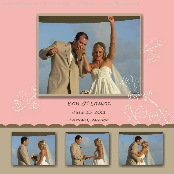 Ben and Laura Wedding Blog