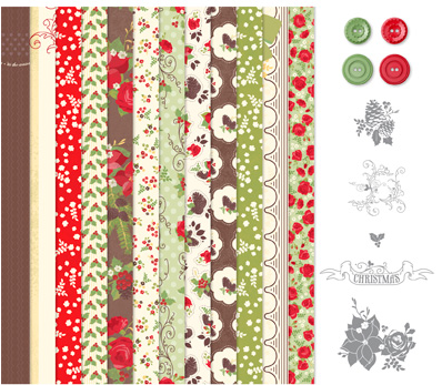 Holly Berry Bouquet Kit