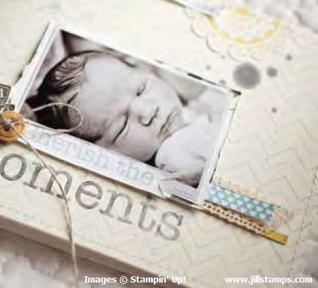 Cherish The Moments Baby Book