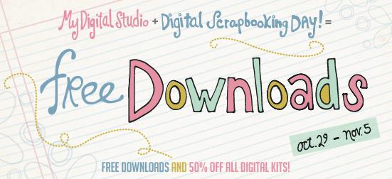 2012 Digital Scrapbooking Day Banner